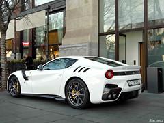 Ferrari F12tdf (Márton Botond) Tags: ferrari f12 f12tdf sportcar car supercar budapest hungary europa city cityscape panasoniclumixdmclz20