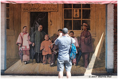 There Is Always Photographer Somewhere - Chinatown XP6705e (Harris Hui (in search of light)) Tags: harrishui fujixpro2 digitalmirrorlesscamera fuji fujifilm vancouver richmond bc canada vancouverdslrshooter mirrorless fujixambassador xpro2 fujixcamera fujixseries fujix fuji90mmf2 fujiprimelens fixedlens street streetphotography streetcandid photographer photographersomewhere photographereverywhere chinatown vancouverchinatown mural picturetaking columbiastatpenderst chinatownvancouver graffitto