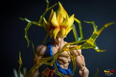 Dragon Ball - S.H.Figuarts - Awaken Goku Reboot-3 (michaelc1184) Tags: dragonball dragonballz dragonballgt dragonballsuper anime manga toys figures trunks goku saiyan bandai banpresto