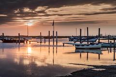 Morston Evening Sun (andybam1955) Tags: coastal northnorfolk quay landscape boats mortson eveninglight