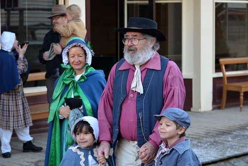 Sovereign Hill Volunteers