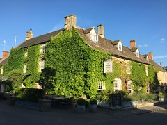 The New Inn at Coln Saint Aldwyn (1199) (travelintime (on and off)) Tags: cotswold inn colnsaintaldwyn england unitedkingdom greatbritain village countryside travel gloucestershire