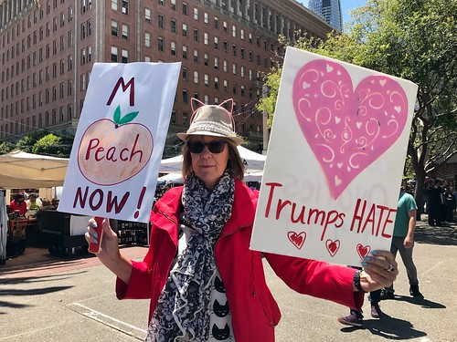 Impeachment March by IndivisibleSF, on Flickr