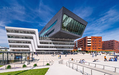 _MG_0283_web - WU LLC contemporary (AlexDROP) Tags: 2017 vienna wien austria österreich travel architecture color city wideangle urban daytime scape landmark canon6d ef16354lis modern best iconic famous mustsee picturesque postcard