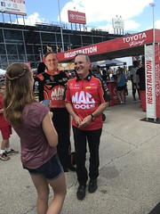 Doug Kalitta, MAC Tools, Top Fuel, Dragster , 2017, NHRA, Nationals, at, Route 66, drag way, 7/8/2017, with my son, Freddie, and my son in law, Dimitri, Fred Weichmann, (Picture Proof Autographs) Tags: dougkalitta mactools topfuel dragster 2017 nhra nationals route66 dragway 782017 withmyson freddie andmysoninlaw dimitri fredweichmann nhranationals2017route66dragstripdragwaydragsterddragsterstopfuelfunnycarprostockhotwheelstommcewinnmongoosepapajohnspapajohnspizza
