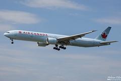 Air Canada --- Boeing 777-300ER --- C-FNNU (Drinu C) Tags: adrianciliaphotography sony dsc rx10iii rx10 mk3 fra eddf plane aircraft aviation aircanada boeing 777300er cfnnu 777