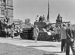 1.Mai 1959 - Magdeburg (Magdeburg) Tags: magdeburg ddr magdeburgddr 1mai magdeburg1mai 1 mai umzug parade desfile magdeburgsw