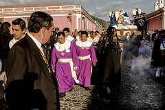 Catholic Procession, Antigua Guatemala (klauslang99) Tags: adult adults antiguaguatemala black carry carrying catholicism celebrate celebrating celebration celebrations centralamerica christian christianity collaboration collective color colour community cooperation daytime ethnic ethnicity exterior faith female folk folklore graphic graphics group groups guatemala holiday holidays holyweek horizontal human image images latinamerica latina latinas load many men mourning outdoor outdoors outside people person persons photo photograph photographs photos picture pictures procession processions religion romancatholic spiritual spirituality teamwork tradition traditional traditions woman women klaus lang