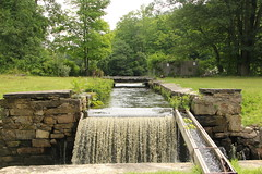 Waterloo Village - Morris Canal (Itinerant Wanderer) Tags: newjersey sussexcounty waterloovillage