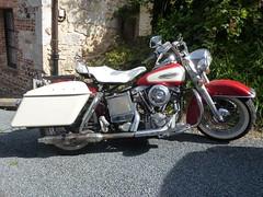 H-D Electra Glide 1200 (EasyriderFXDWG) Tags: hd harleydavidson 1200 electraglide shovelhead 1972 vpower vtwin v2 moto motorcycle bécane bike valmont 76 normandie normandy france