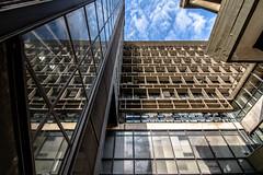 arq (nano_el) Tags: arq architecture arquitectura reflejo reflection mirror espejo nikon nikond7100 d7100 tokina 1116 tokina1116 wide wideangle day sky cielo
