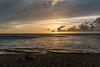 Sunset at Ke'e Beach - Kauai (Giuseppe Moschetti.) Tags: giuseppe moschetti kee beach kauai hawaii sunset sea sky clouds sigma 35mm art nikon d810 tripod sand