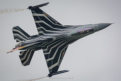 Belgian Air Force F-16AM 'Blizzard' (Mark_Aviation) Tags: belgian air force f16am blizzard riat royal international tattoo 2017 fast military jet afterburner loud aircraft airplane airport aviation airbus airlines aerospace aeroplane arriving airshow arrival plane fairford egva ffd