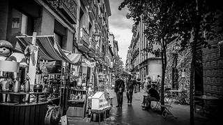Madrid, Barrio de las Letras (VII)