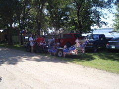 Big Stone Lake Parade