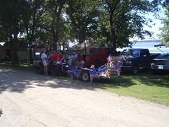 Big Stone Lake Parade