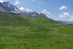 Abords du Cormet de Roselend (bernarddelefosse) Tags: cormetderoselend savoie rhônealpes beaufort bourgsaintmaurice paysage