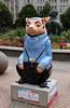 Spock (ahisgett) Tags: birmingham children's hospital charity wild art big sleuth 2017 bearmingham street sculpture
