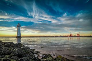 Merseyside waterfront