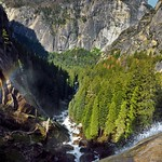 Down the Falls and off into the Valley Beyond... (Yosemite National Park) thumbnail