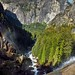 Down the Falls and off into the Valley Beyond... (Yosemite National Park)