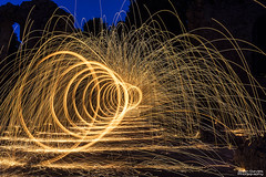 fire starter (Explore) (Jason Davies Photography) Tags: wirewool sparks art outdoors outdoor outdoorphotography nightphotography haverfordwest pembrokeshire photography canonphotography canon canon1200d 1200d longexposure sigmalenses sigma1850f2845 explore jasondaviesphotography wirewoolspinning