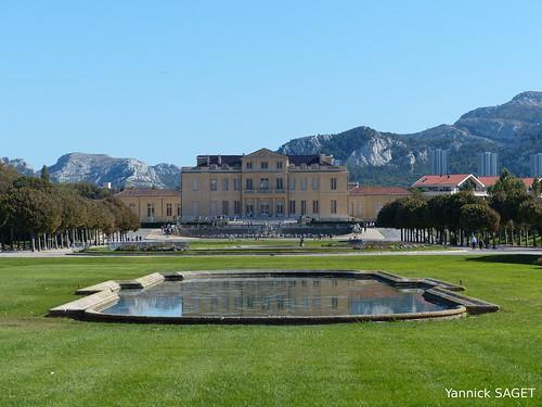 Marseille - Parc Borély