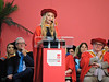 Laura Kenny CBE, Doctor of Science (s2martin) Tags: laura kenny trott olympic track cyclist honorary graduate doctor science staffordshire university ceremony