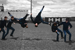 Flipping Out (EmmaG0324) Tags: photoshop project flip colormix edit flipping tricks images