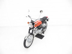 1977 Honda SS50 (KGF Classic Cars) Tags: kgfclassiccars honda 5speed did ohc 50cc supersports chain fantic garelli moped scooter cl70 sport90 c110 c111 fourstroke