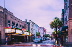 Downtown Charleston-196 (King_of_Games) Tags: charleston chs southcarolina sc downtown rain rainyday kingstreet kingst rivieratheater