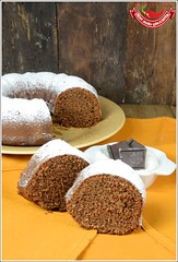 Torta ciocco cocco (Tommaso Tamantini) Tags: cioccolato cocco colazione torta