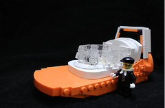 wow i wish i was this rich (IronBricks) Tags: lego hovercraft future futuristic moc foitsop rich man swore me must be tuesday ive missed you all