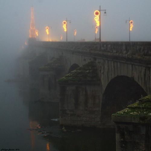 Le vieux pont de Blois