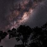 Milky Way - Lake Leschenaultia, Western Australia thumbnail