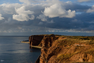 Low Lights on Helgoland
