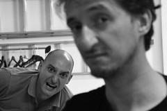 Il giorno dopo il Concerto - Beat Circus, Amici e Trutz Groth