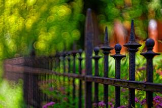 #96 - The fence #2 / Plotovka #2