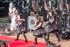BABYMETAL at Shoreline Amphitheatre #6 (satoshikom) Tags: panasonicdmczs100 babymetal shorelineamphitheatre heavymetal concert yuimetal moametal sumetal