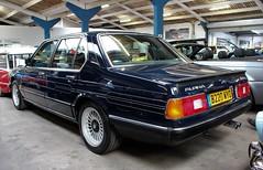 B220 WYO (Nivek.Old.Gold) Tags: 1984 bmw 735i se auto alpina b10 35 aca
