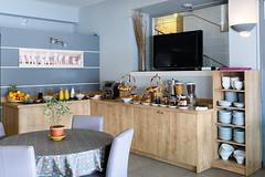 Hôtel LE GOLFE Cassis - buffet petit déjeuner