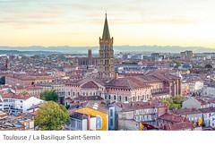 10x15cm // Réf : 10010701 // Toulouse