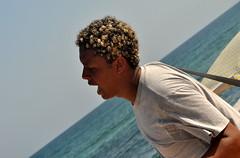The Voice (fabian.kron) Tags: vendedor ambulante comércio praieiro praia copacabana rj rio