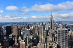 USA Trip 2017 (jaffa600) Tags: unitedstates unitedstatesofamerica america newyork newyorkcity newyorkstate manhattan citythatneversleeps newyorknewyork ny usa iloveny topoftherock skyscrapers skyscraper observationdeck cityscape cityview city viewpoint