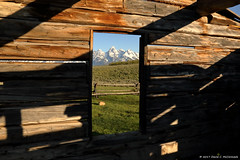 Nice View (David C. McCormack) Tags: americana artistic country eos eos6d environment western tetons grandtetonnationalpark grandteton inspiration jacksonhole jacksonwyoming landscape mountains nature nationalparks outdoor rockymountains rural wyoming west z