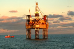 Drilling in the North Sea (davidstyles1) Tags: drilling offshoredrilling northsea jackup offshoreoilandgas oilandgas