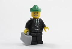 Figbrawl R3: Businesspan (Jamesbrick) Tags: lego 2017 figbrawl jamesbrick fairytale