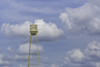 Imperial Sugar - Water Tower 3
