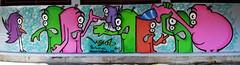 Vusuel (HBA_JIJO) Tags: streetart urban graffiti vitry vitrysurseine art france hbajijo wall mur painting oiseau peinture bird murale paris94 spray mural bombing urbain charactere vusuel