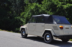 "1973 VW Thing • <a style=""font-size:0.8em;"" href=""http://www.flickr.com/photos/85572005@N00/34919222814/"" target=""_blank"">View on Flickr</a>"